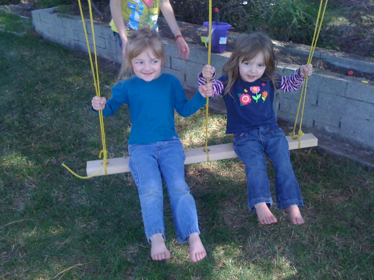 Tree Swing Girlsvsblog